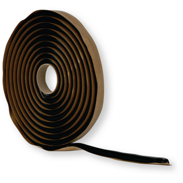 Tremshield butylband Ø 10 mm x 4,33 m
